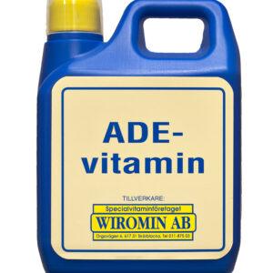 ADE vitamin